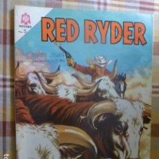Tebeos: COMIC RED RYDER Nº 127 1965 DE NOVARO. Lote 263265680