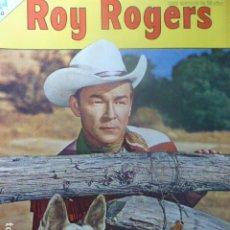 Tebeos: COMIC ROY ROGERS Nº 161 1966 DE NOVARO. Lote 263644395
