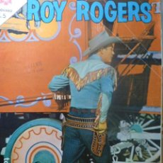 Tebeos: COMIC ROY ROGERS Nº 143 1964 DE NOVARO. Lote 263644505