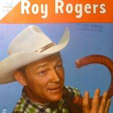 Tebeos: COMIC ROY ROGERS Nº 159 1965 DE NOVARO. Lote 263644910