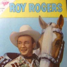 Tebeos: COMIC ROY ROGERS Nº 132 1963 DE NOVARO. Lote 263645140