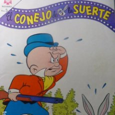 Tebeos: COMIC EL CONEJO DE LA SUERTE Nº 224 1965 DE NOVARO. Lote 263650430