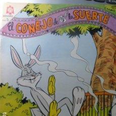 Tebeos: COMIC EL CONEJO DE LA SUERTE Nº 212 1965 DE NOVARO. Lote 263650645