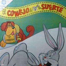 Tebeos: COMIC EL CONEJO DE LA SUERTE Nº 230 1965 DE NOVARO. Lote 263650725