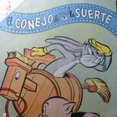 Tebeos: COMIC EL CONEJO DE LA SUERTE Nº 223 1965 DE NOVARO. Lote 263650840