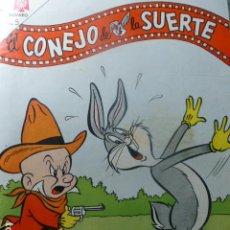 Tebeos: COMIC EL CONEJO DE LA SUERTE Nº 210 1965 DE NOVARO. Lote 263651145
