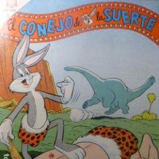 Tebeos: COMIC EL CONEJO DE LA SUERTE Nº 215 1965 DE NOVARO. Lote 263651195