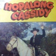 Tebeos: COMIC HOPALONG CASSIDY Nº 105 1963 DE NOVARO. Lote 263656850
