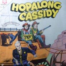 Tebeos: COMIC HOPALONG CASSIDY Nº 121 1965 DE NOVARO. Lote 263657340