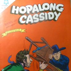 Tebeos: COMIC HOPALONG CASSIDY Nº 129 1965 DE NOVARO. Lote 263657515