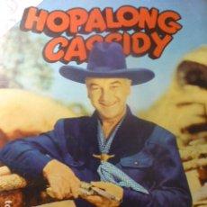 Livros de Banda Desenhada: COMIC HOPALONG CASSIDY Nº 109 1964 DE NOVARO. Lote 263657605
