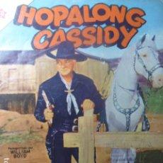 Livros de Banda Desenhada: COMIC HOPALONG CASSIDY Nº 96 1962 DE NOVARO. Lote 263657765