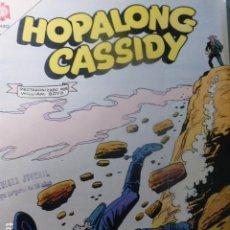 Tebeos: COMIC HOPALONG CASSIDY Nº 126 1965 DE NOVARO. Lote 263658040