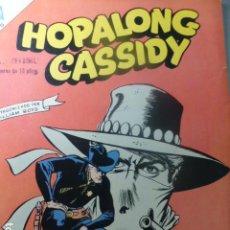 Tebeos: COMIC HOPALONG CASSIDY Nº 124 1965 DE NOVARO. Lote 263658115