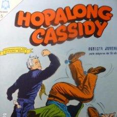 Tebeos: COMIC HOPALONG CASSIDY Nº 131 1965 DE NOVARO. Lote 263658555