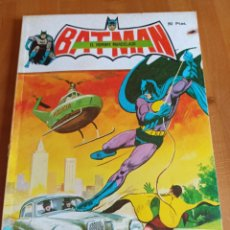 Tebeos: BATMAN. EL HOMBRE MURCIELAGO, IDEAL PARA COLECCIONISTAS, HELICOPTERO VERDE. Lote 263913460