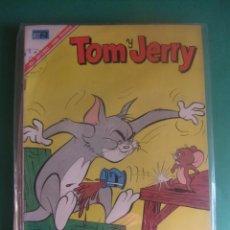 Tebeos: TOM Y JERRY Nº 241 EDITORIAL NOVARO 1967. Lote 264050350