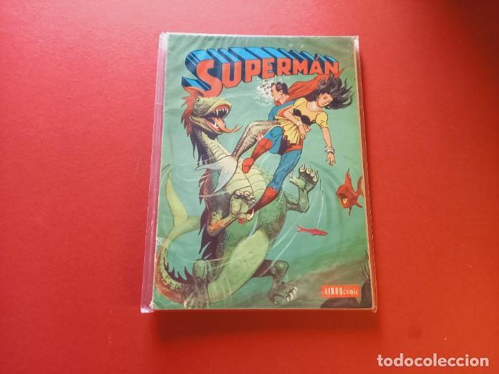 SUPERMAN TOMO XXXIX - 39 - EXCELENTE ESTADO (Tebeos y Comics - Novaro - Superman)