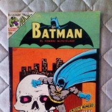 Livros de Banda Desenhada: BATMAN Nº 1025 SERIE ÁGUILA NOVARO MUY DIFÍCIL. Lote 264698789