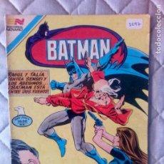 Tebeos: BATMAN Nº 1097 SERIE ÁGUILA NOVARO MUY DIFÍCIL. Lote 264700629