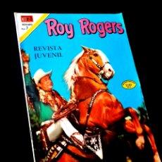 Tebeos: MUY BUEN ESTADO ROY ROGERS 209 NOVARO TEBEO. Lote 265442689