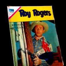 Tebeos: MUY BUEN ESTADO ROY ROGERS 221 NOVARO TEBEO. Lote 265443674