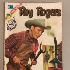 """Tebeos: ROY ROGERS """" EL REY DE LOS VAQUEROS""""N 298, NOVARO 1974. Lote 265710154"""
