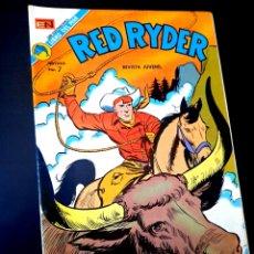 Tebeos: EXCELENTE ESTADO RED RYDER 310 NOVARO TEBEO. Lote 265905608