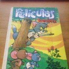 Tebeos: COLECCIÓN JOVIAL - TOMO Nº 47 - PELÍCULAS - AVENTURAS DE TOM Y JERRY - AÑO 1980.. Lote 265936988