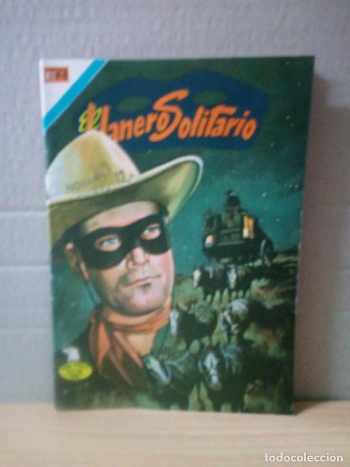 TEBEO EDITORIAL NOVARO . SERIE AGUILA .AÑOS 70. (Tebeos y Comics - Novaro - El Llanero Solitario)