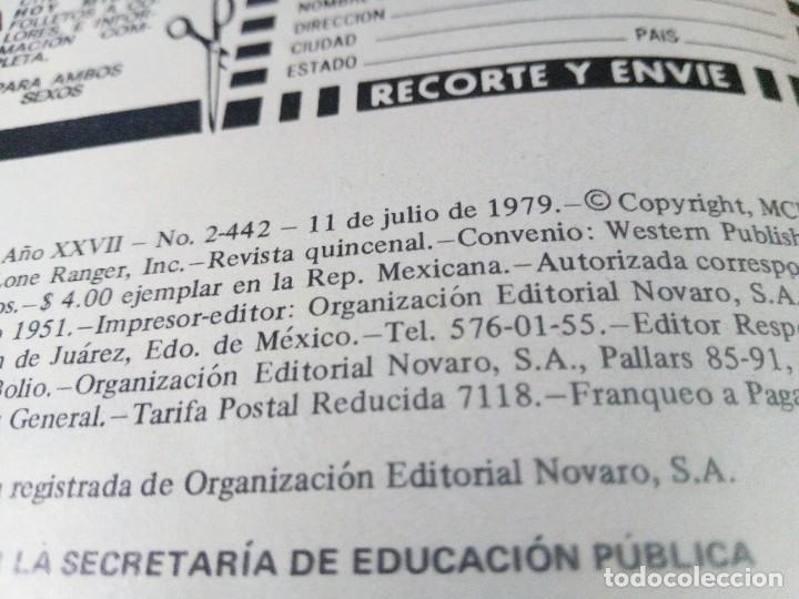 Tebeos: TEBEO EDITORIAL NOVARO . SERIE AGUILA .AÑOS 70. - Foto 2 - 266156398