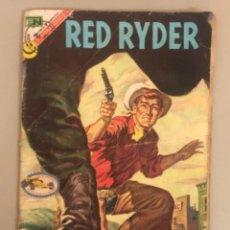 Tebeos: RED RYDER EN JUSTICIA OPORTUNA,. Lote 266536443