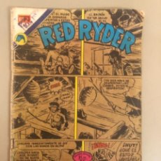 Tebeos: RED RYDER EN VALLES, NOVARO. Lote 266536643