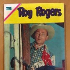 Tebeos: ROY ROGER. N º 221. NOVARO, 1970.. Lote 266608773