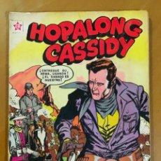 Giornalini: HOPALONG CASSIDY. Nº 72. NOVARO, 1960.. Lote 266609108