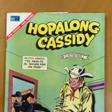 Tebeos: HOPALONG CASSIDY. Nº 146. NOVARO, 1967.. Lote 266609128