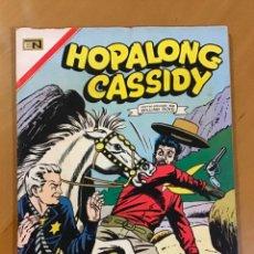 Tebeos: HOPALONG CASSIDY. Nº 155. NOVARO, 1967.. Lote 266609173