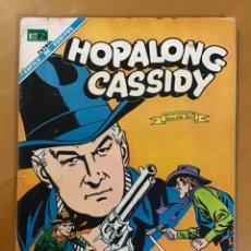 Giornalini: HOPALONG CASSIDY. Nº 164. NOVARO, 1968.. Lote 266609198