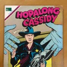Tebeos: HOPALONG CASSIDY. Nº 179. NOVARO, 1969.. Lote 266609203
