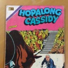 Tebeos: HOPALONG CASSIDY. Nº 194. NOVARO, 1971.. Lote 266609213