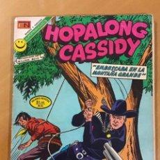 Tebeos: HOPALONG CASSIDY. Nº 214. NOVARO, 1972.. Lote 266609263