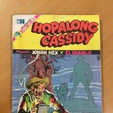 Giornalini: HOPALONG CASSIDY. Nº 224. NOVARO, 1973.. Lote 266609318