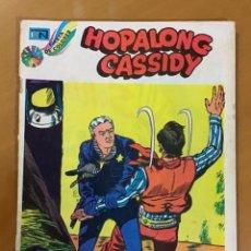 Tebeos: HOPALONG CASSIDY. Nº 233. NOVARO, 1974.. Lote 266609323