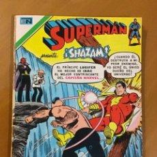 Tebeos: SUPERMAN - Nº 2 - 1155. NOVARO - SERIE AGUILA, 1978. Lote 266816619