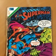 Tebeos: SUPERMAN - Nº 2 - 1183. NOVARO - SERIE AGUILA, 1978. Lote 266816639