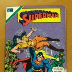 Tebeos: SUPERMAN - Nº 2 - 1232. NOVARO - SERIE AGUILA, 1979. Lote 266816719