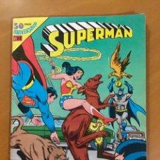 Tebeos: SUPERMAN - Nº 2 - 1287. NOVARO - SERIE AGUILA, 1980. Lote 266816789