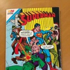 Tebeos: SUPERMAN - Nº 2 - 1328. NOVARO - SERIE AGUILA, 1981. Lote 266816809