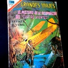Tebeos: GRANDES VIAJES 137 NORMAL ESTADO NOVARO. Lote 266871289