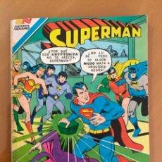 Tebeos: SUPERMAN - Nº 2 - 1359. NOVARO - SERIE AGUILA, 1982. Lote 266973694